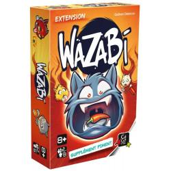 WAZABI EXTENSION SUPPLEMENT...