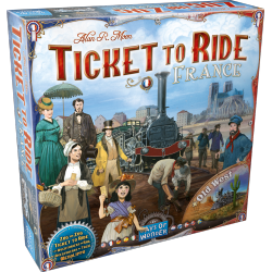TICKET TO RIDE - FRANCE +...