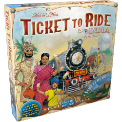 TICKET TO RIDE - INDIA /...