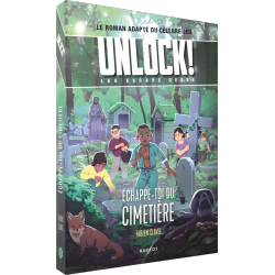 UNLOCK! LES ESCAPE GEEKS T2...