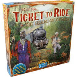 TICKET TO RIDE - THE HEART...