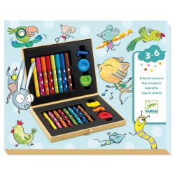 BOX OF COLORS FOR TODDLERS