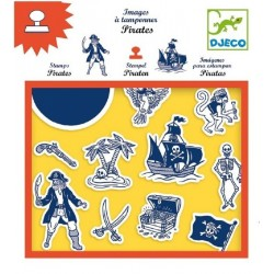 STAMPS - PIRATES