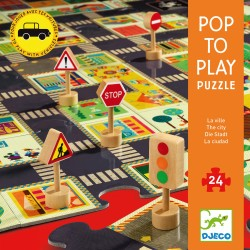 POP TO PLAY PUZZLE - THE...