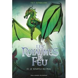 LES ROYAUMES DE FEU T13 :...