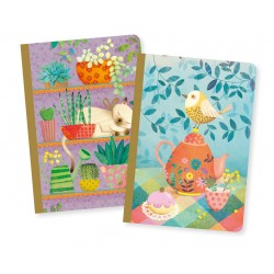 SMALL NOTEBOOKS MARIE