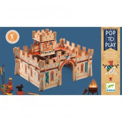 POP TO PLAY - MEDIAVAL CASTLE