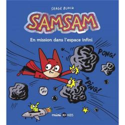 SAMSAM T7 : EN MISSION DANS...
