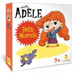 MORTELLE ADELE - DEFIS MORTELS