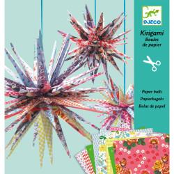 KIRIGAMI - PAPER BALLS
