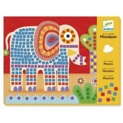 MOSAICS - ELEPHANT & SNAIL
