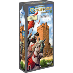 CARCASSONNE EXT. 4 : LA TOUR