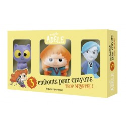 3 EMBOUTS POUR CRAYONS...