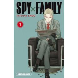 SPY X FAMILY T01