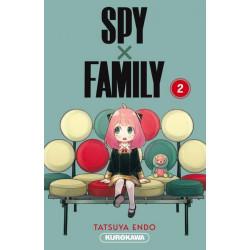 SPY X FAMILY T02