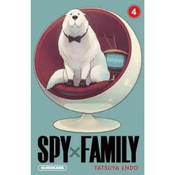 SPY X FAMILY T04