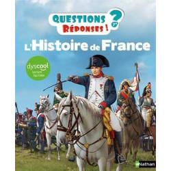 L'HISTOIRE DE FRANCE DYSCOOL