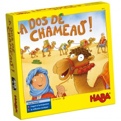 A DOS DE CHAMEAU
