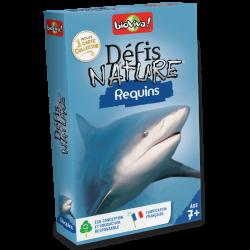 DEFIS NATURE - REQUINS