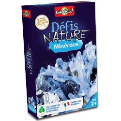 DEFIS NATURE - MINERAUX