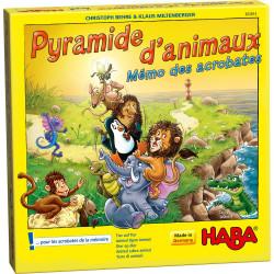 PYRAMIDE D'ANIMAUX MEMO DES...