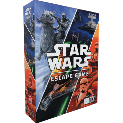 STAR WARS ESCAPE GAME : UN...