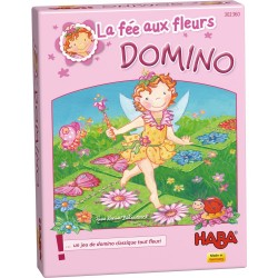 FLOWER FAIRY - DOMINOES