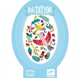 BIG TATTOO - BIRDY