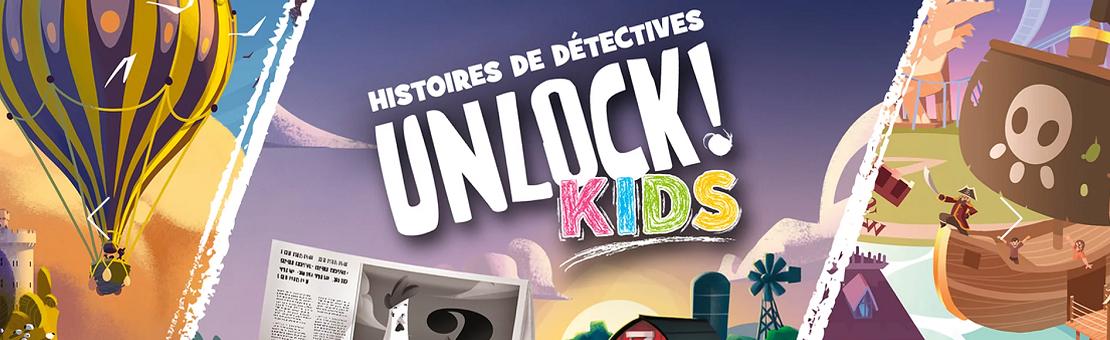 Unlock! Kids